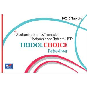 ACETAMINOPHEN AND TRAMADOL HYDROCHLORIDE TABLETS