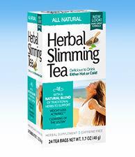 Herbal Slimming Tea All Natural - 24 Tea Bags