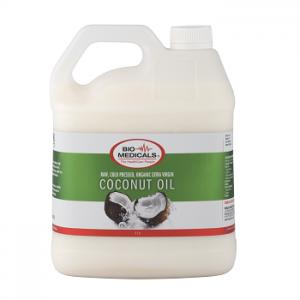 Organic Extra Virgin Coconut Oil 4 Litres