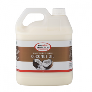 Organic Tasteless Cooking Coconut Oil 4 Litres