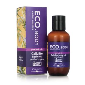 ECO. Certified Organic Cellulite Body Rub