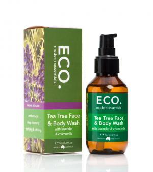 ECO. Tea Tree Face & Body Wash