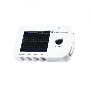 Portable Single-Channel ECG EKG Monitor EF1800