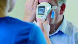 Welch Allyn Eye screening system