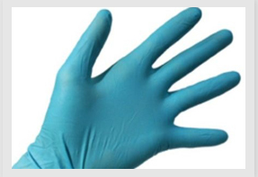 Sterile Latex Surgical Powder-free (Polymer Coated) Gloves