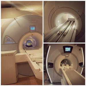 MRI service maintenance