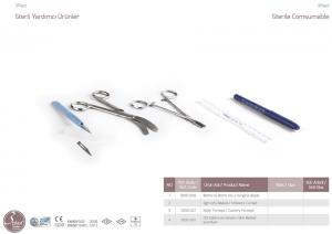 Sterile Consumable Cautery Forceps