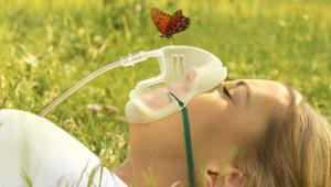 Intersurgical EcoLite™ range of oxygen and aerosol masks - more comfortable for the patient and the environment