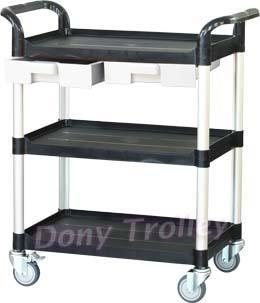 3shelf Mobile Lab carts laboratory equipment