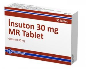iNSUTON 30 mg MR TABLET