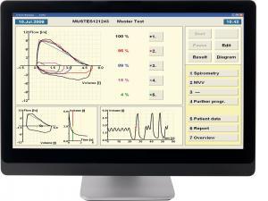 SCHILLER PC Spirometry
