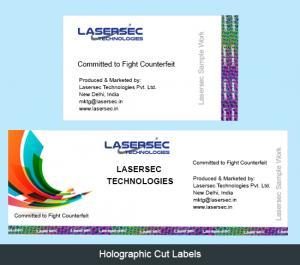 Holographic Cut Labels