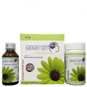 Memory Enhancer  - MEMO SET