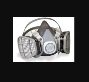 3M(TM) 5000 Series Half Mask OV Kit L