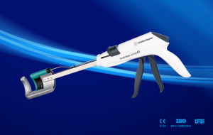 Single Patient Use Transverse Cutter and Reload
