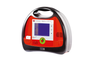 Automatic external defibrillator / with ECG monitor - HeartSave AED-M