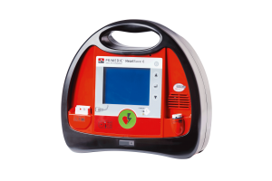 Semi-automatic external defibrillator / with ECG monitor - HeartSave 6