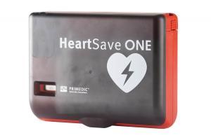 Automatic external defibrillator / public acess - HeartSave ONE