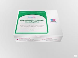 Vibrio cholerae O1/O139 Antigen Combo Rapid Test
