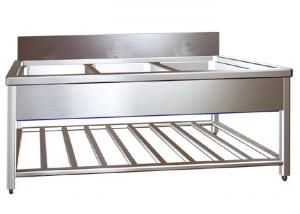 Stainless Steel Water Sinks for Cleaning