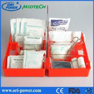 DIN 13157 medical emergency kit
