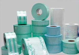 Medical Grade Paper Sterilization Rolls & Pouches