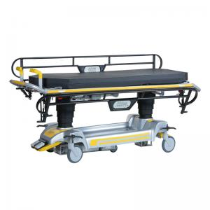Emergency and trauma stretchers