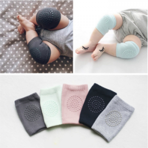 Baby Crawling Anti-Slip Knee Compression Sleeve Kneecap Leg Warmer