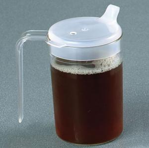 Independence One-Handled Clear Cup   Performance Health