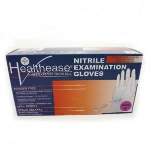 Examination Gloves Nitrile Latex & Powder Free