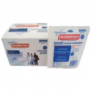 Gauze Compress - 8ply Sterile
