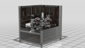 Particle Insepction machine