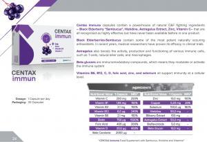 Centax Immune Complex