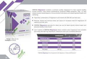 Centax Magnesium direct