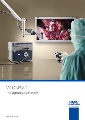 The KARL STORZ VITOM® 3D