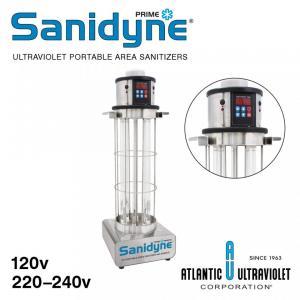 Sanidyne Prime Remote UV Portable Area Sanitizer