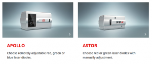 Products for patient positioning at Linac