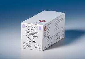 Biovek - Synthetic Braided Multifilament Polyglycolic Acid Suture