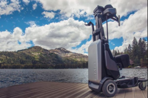 TEK Robotic, wheelchair, mobilization device