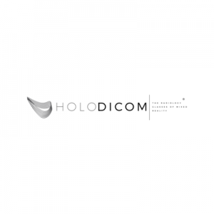 HOLODICOM: Diagnostic medical image in augmented reality