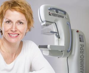 screening mammography unit