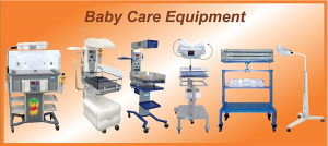 Baby Care Equipment - GPC Medical