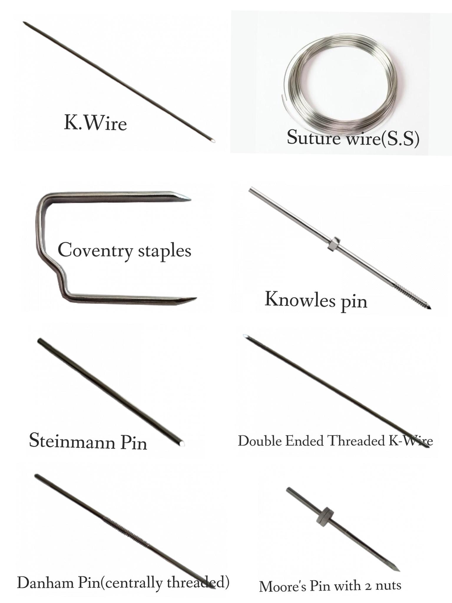 Wires  Pins  U0026 Taps