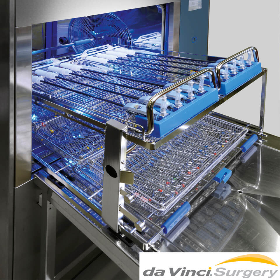 Da Vinci 174 Instrument Reprocessing Mmm Group