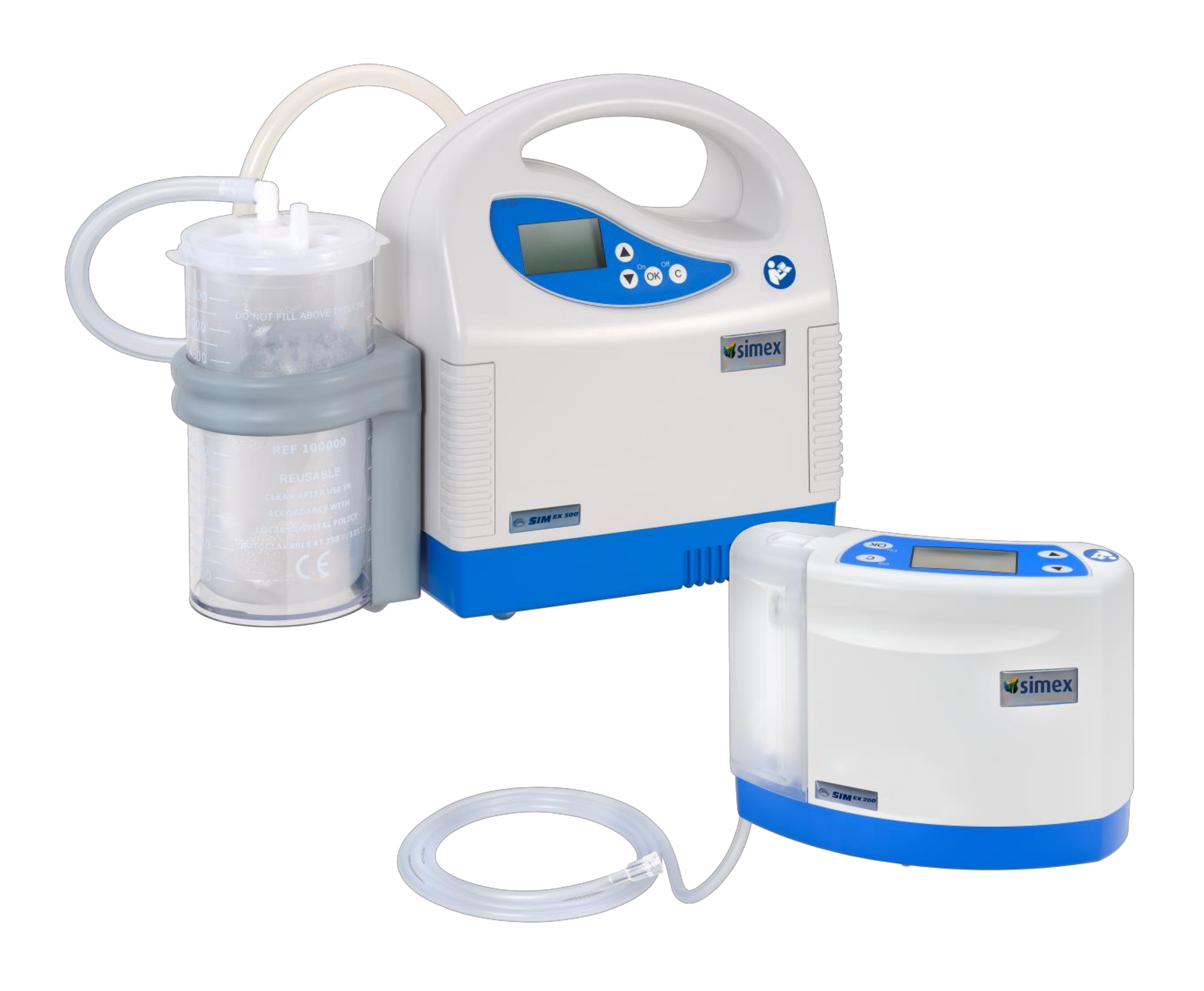 Simex Npwt Negative Pressure Wound Therapy System