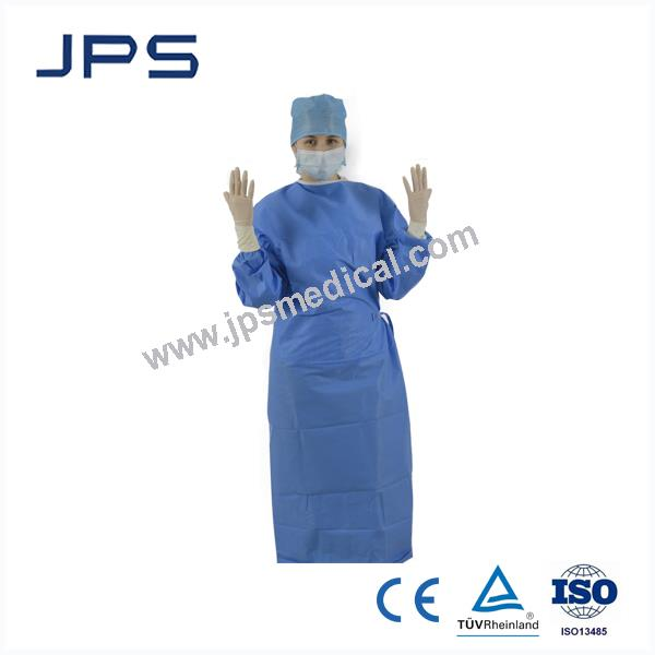 SMMMS Standard Surgical Gown   Shanghai JPS Medical Co.,Ltd