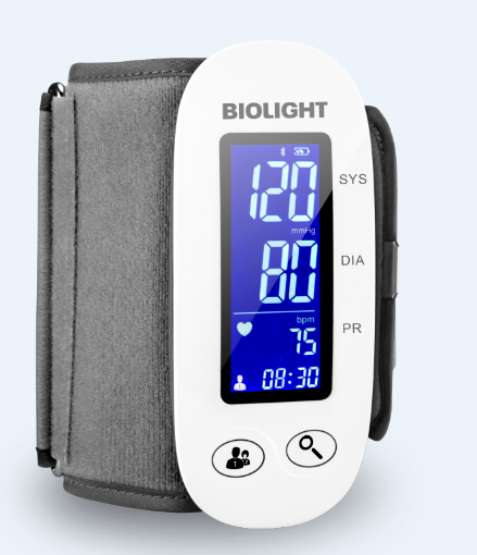 bp tracker wbp202 guangdong biolight meditech co ltd