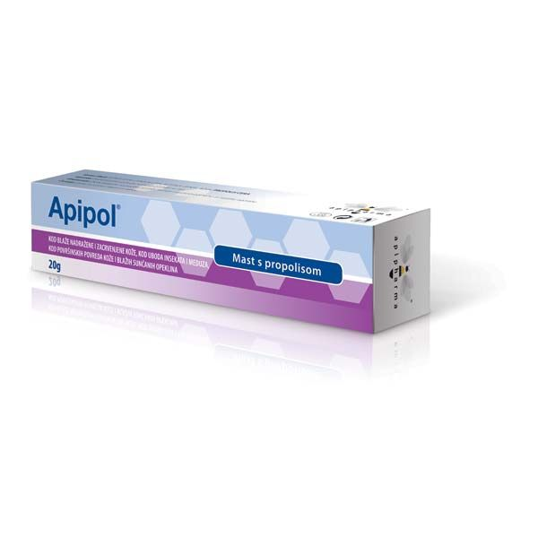 APIPOL propolis ointment | Apipharma d o o