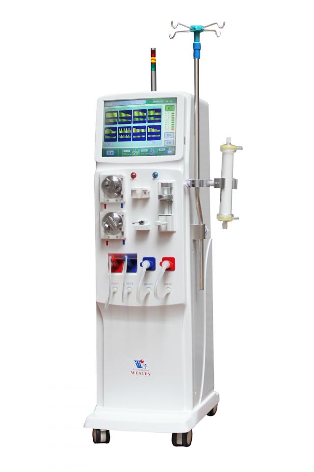 Hemodialysis machine | Chengdu Wesley Bioscience technology Co , Ltd