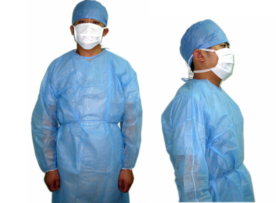 Disposable Surgical gown PP | Suzhou JaneE Medical Technology Co.,Ltd